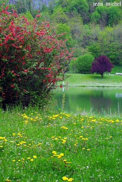 Lac de la Mirande dans Montagne lac-de-la-mirande