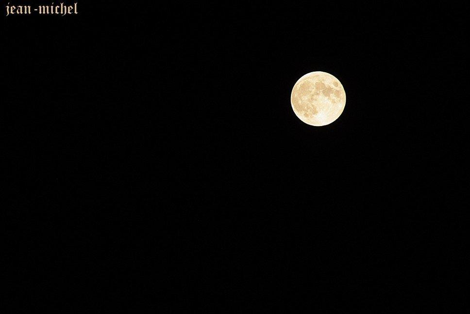 Lune du 08.10.2014